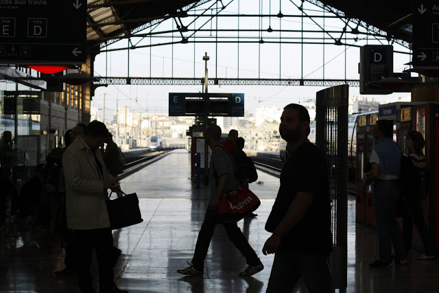 Marseille Saint-Charles Train Station