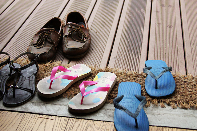 Last call for summer sandles...