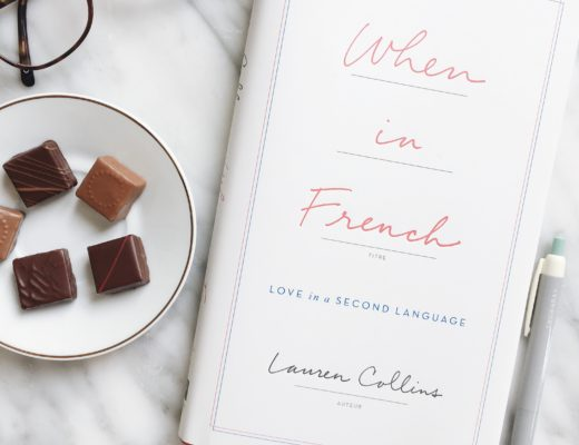 When in french, lauren collins author