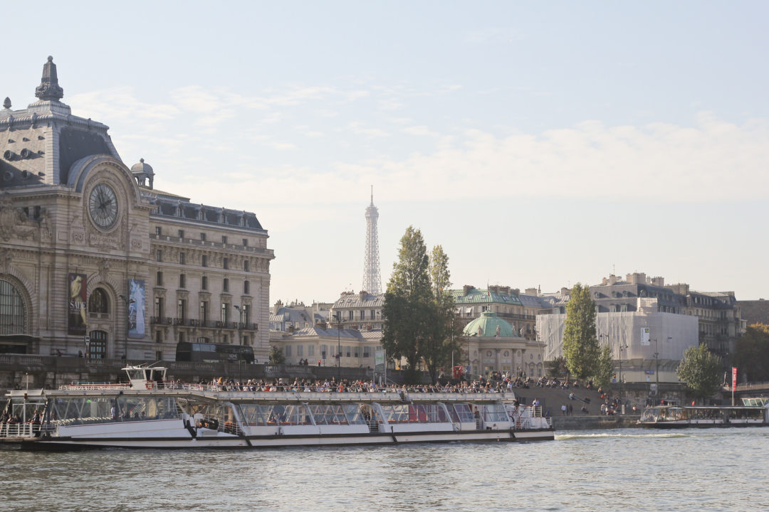 Seine River Cruise Paris