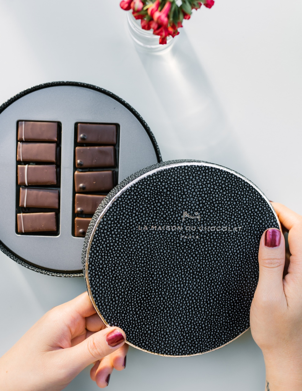 La Maison du Chocolat Petrossian Collaboration