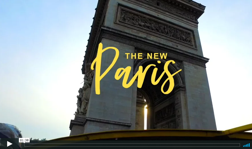 The New Paris book teaser