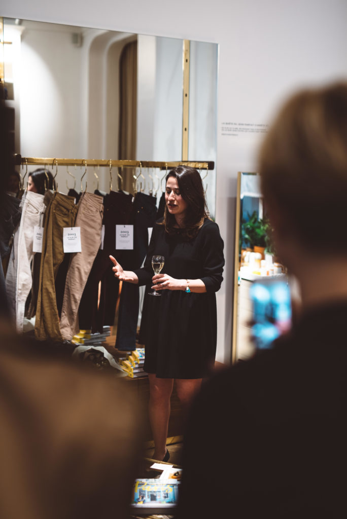 Lindsey Tramuta Sezane Book Launch