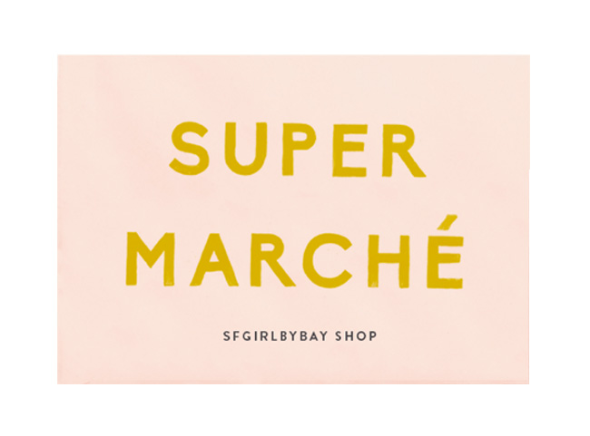 Super Marché by SFGirl by Bay