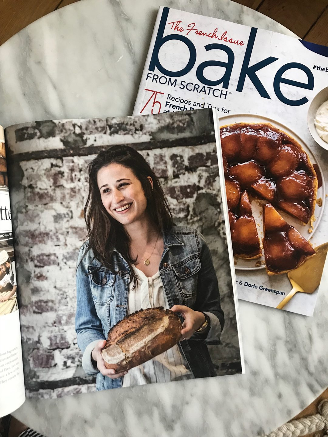 Lindsey Tramuta Bake from Scratch French Issue 2019