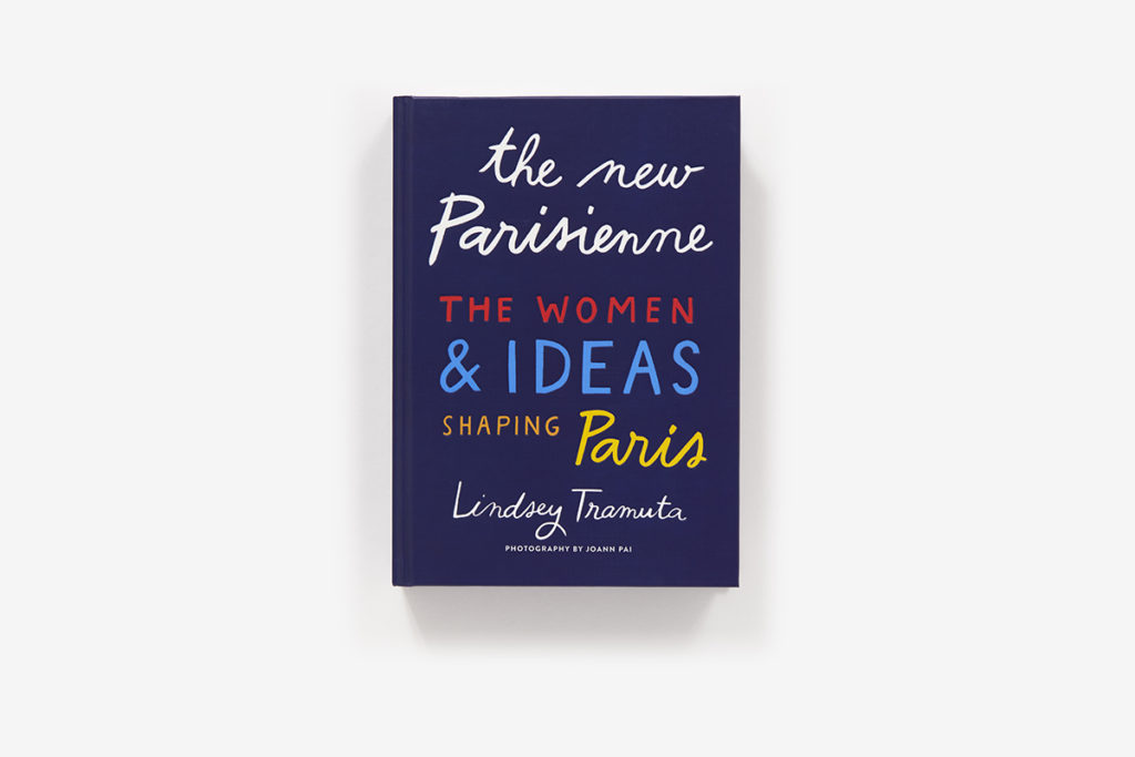 The New Parisienne book by Lindsey Tramuta
