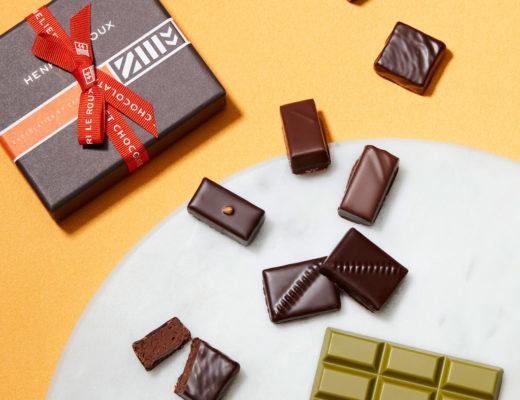 Henri Le Roux chocolate T Magazine